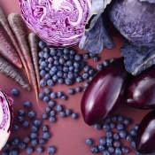 Warum lila Lebensmittel ganz oben auf dem Speiseplan stehen sollten
